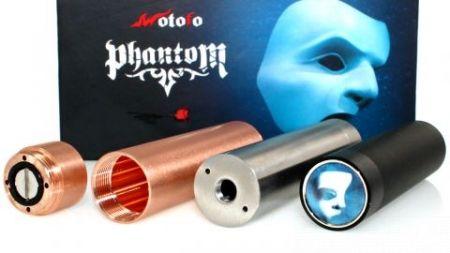 Wotofo Phantom Mechanical Mod