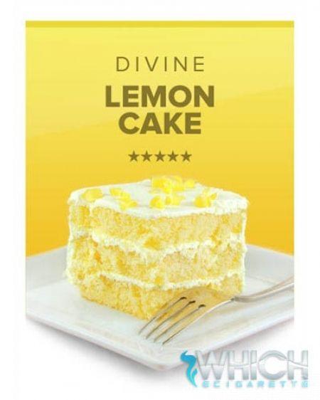 Divine Lemon Cake E-Liquid