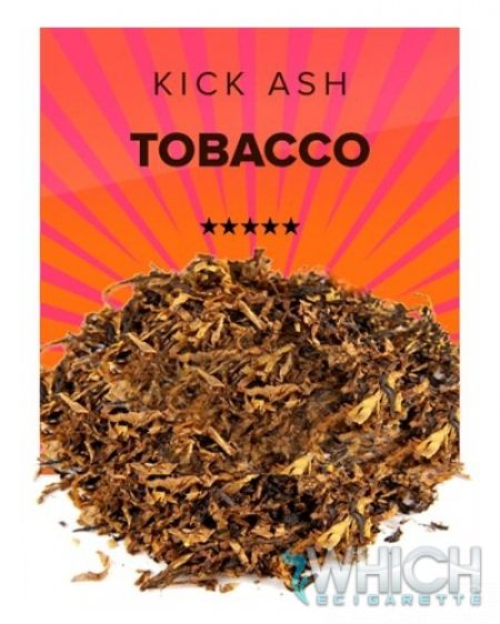 Kick Ash Full Flavored Tobacco E-Liquid
