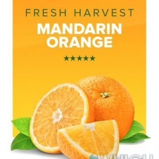 Fresh Harvest Mandarin Orange E-Liquid