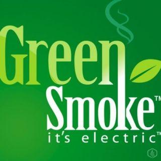 A happy Green Smoke User