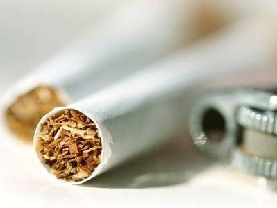 Non-nicotine e-cigarette reduces need to smoke