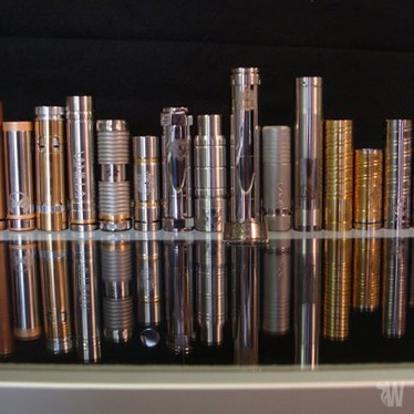 An exciting incursion into the world of mechanical mods