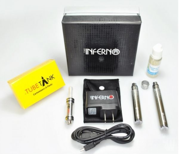A quick look at the 'Inferno' from Volcano Ecigs