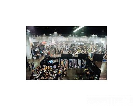 The first vaping convention in Springfield, Massachusetts