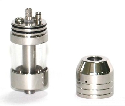 Types of atomizers and coil builds