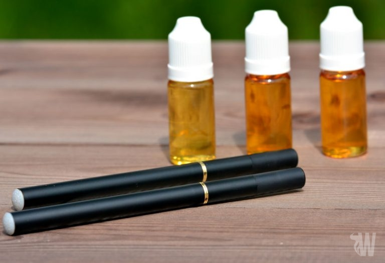 How e-cigarettes and disposables work