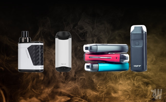 5 Popular low output vaporizers we like