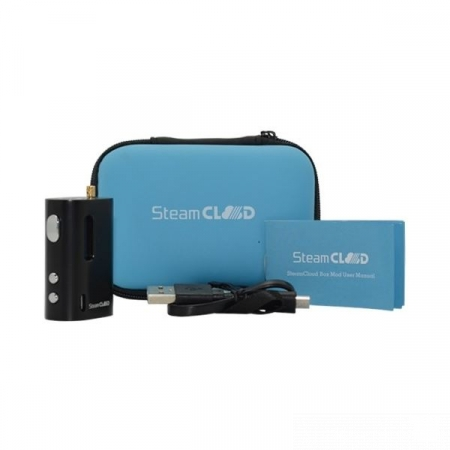 Steam Cloud Box Mod
