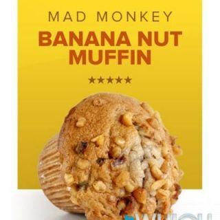 Mad Monkey Banana Nut Muffin E-liquid