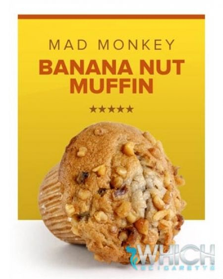 Mad Monkey Banana Nut Muffin E-liquid