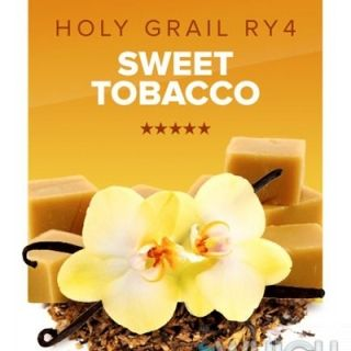 Holy Grail RY4 Sweet Tobacco E-Liquid