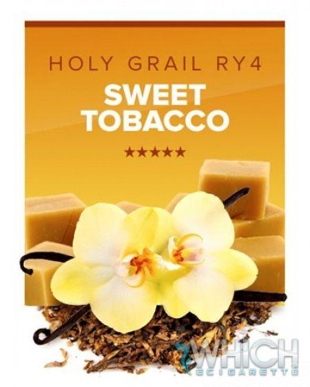 Holy Grail RY4 Sweet Tobacco E-Liquid